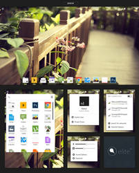 elite Desktop Concept by RDTSOD
