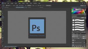 Photoshop Flat Concept