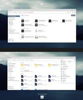 Filer :: Elite '16 :: OS UI Concepts