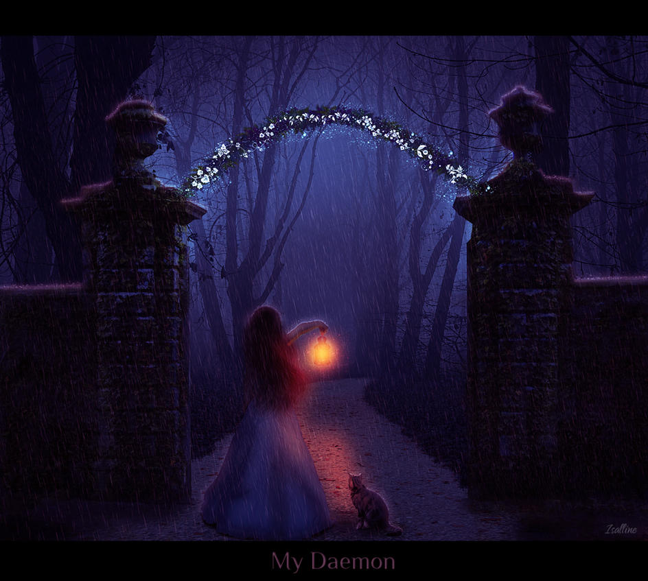 My Daemon by Isalline