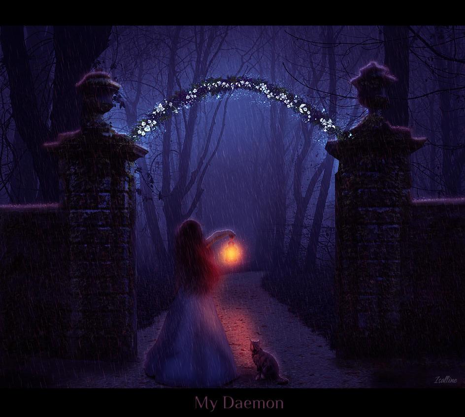 My Daemon by Isalline