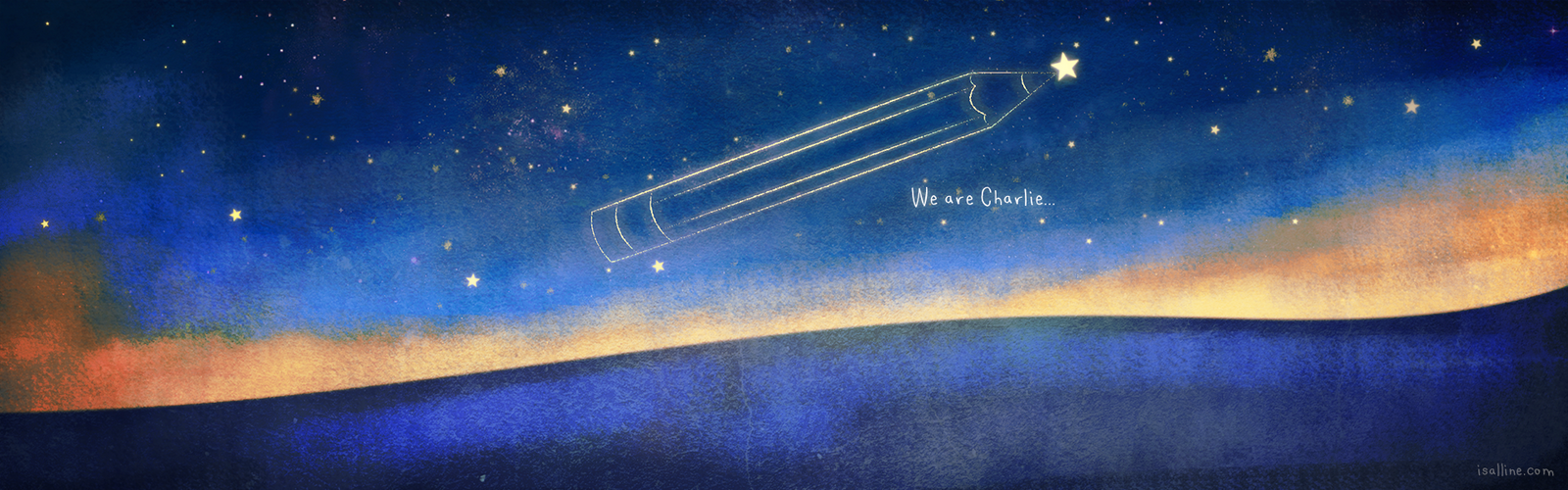 We are Charlie...