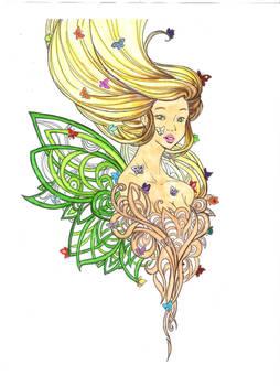 Metamorphosis by Namtia Colored
