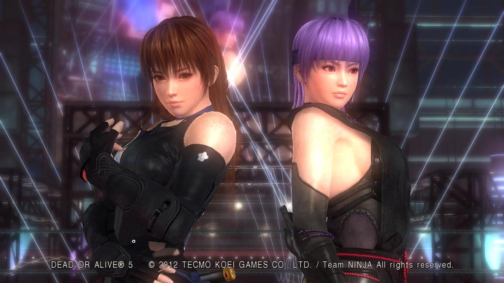 kasumi and or alive ayane Dead
