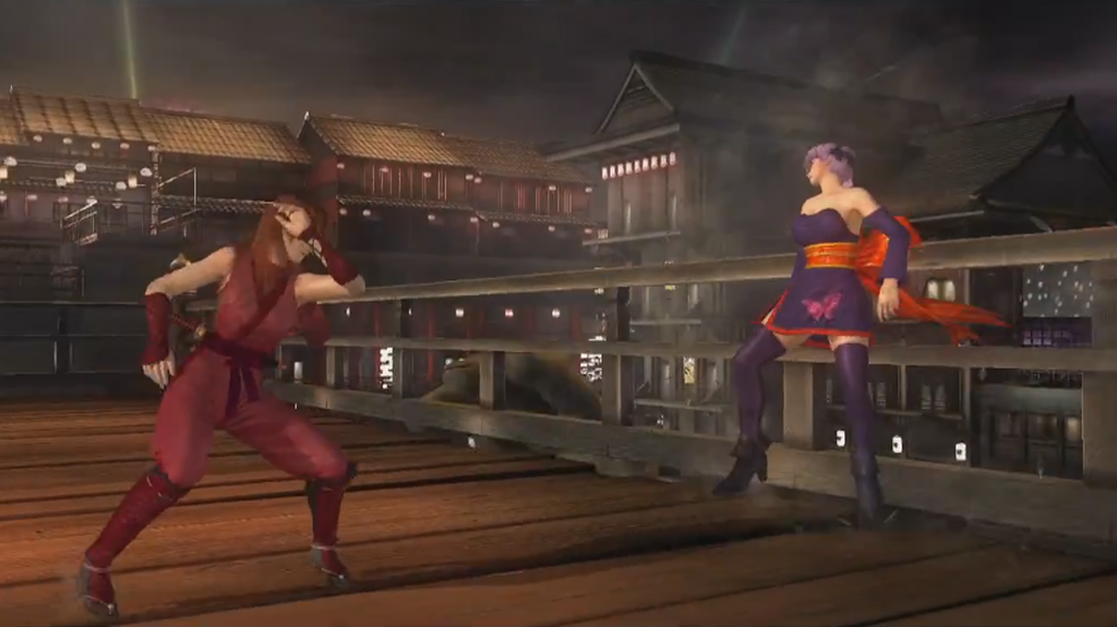 dead or alive 5 ultimate arcade phase4 vs ayane by