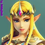 Zelda (Hyrule Warriors) avatar (150x150) by ExistingBox9