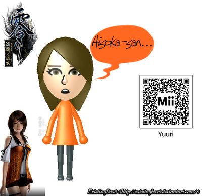 Fatal Frame/Project Zero 5 Yuuri Kozukata Mii by ExistingBox9 on ...