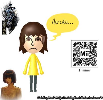 Fatal Frame/Project Zero 5 Fuyuhi Himino Mii by ExistingBox9 on ...