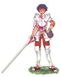 FEZ Warrior - arunomushi by Arunomushi