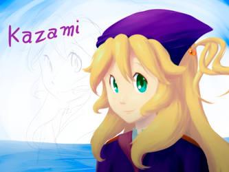 Kazami~ by CrisFox
