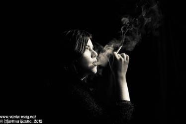 Smoking Hot by tanguera