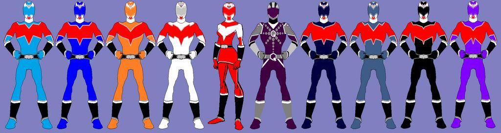 Power Rangers MAGIC MAZE