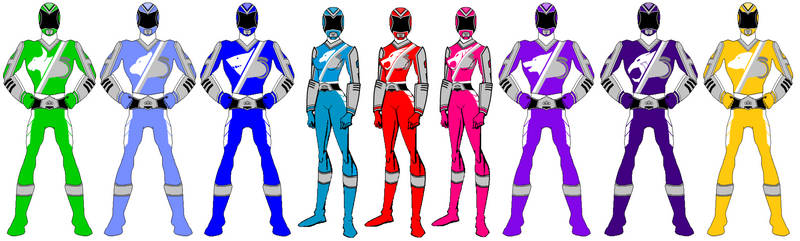 Power Rangers ARCADE CYCLE