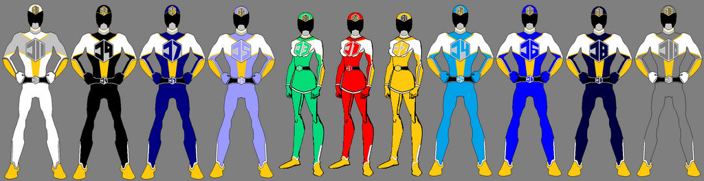 Power Rangers DYNAMO SPORT