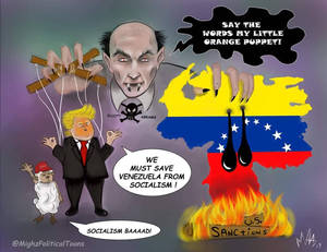 #HandsOffVenezuela