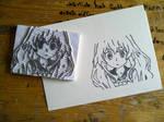 Aisaka Taiga - Rubber stamp