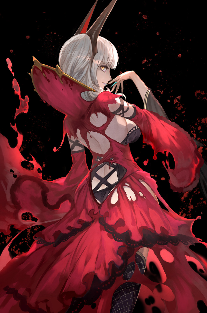 Characters: Vampires __carmilla_fate_grand_order_and_fate_series_drawn__by_rachelrenston-dbjdqy9