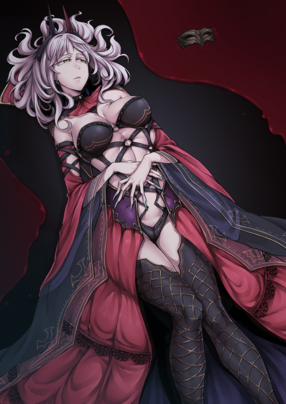 Characters: Vampires __carmilla_fate_grand_order_and_fate_series_drawn__by_rachelrenston-dbjds6s