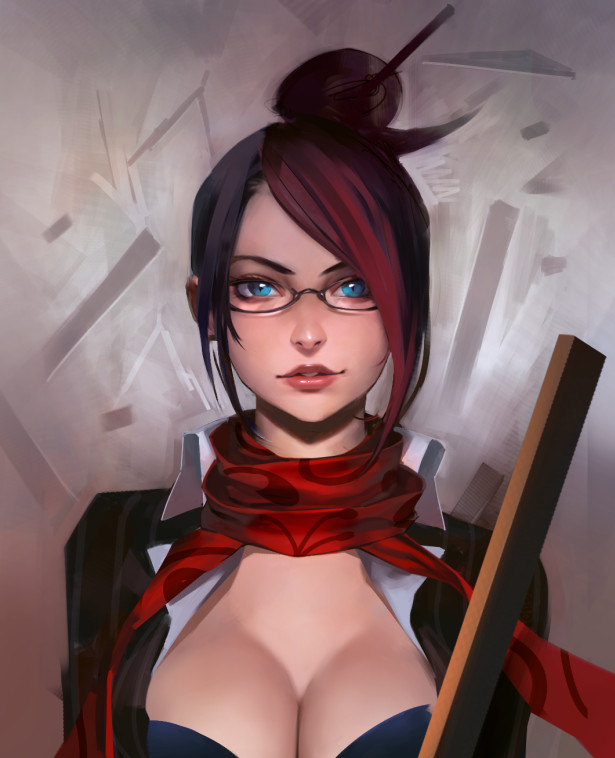 Characters: Vampires __fiora_laurent_and_headmistress_fiora_league_of_l_by_rachelrenston-dbk6yf0