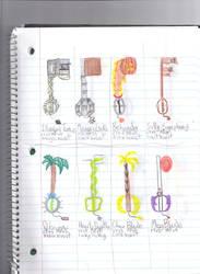 Keyblades 9
