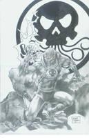 Baron Wolfgang Von Strucker by wolfpact