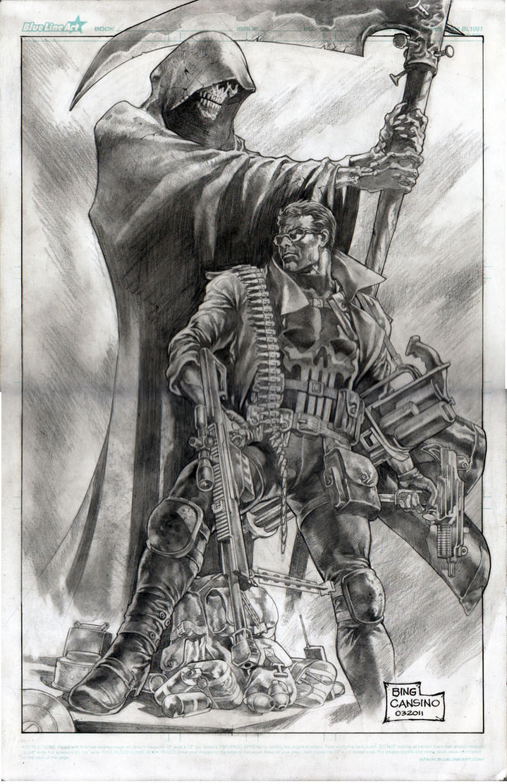 Punisher by wolfpact
