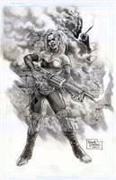 Harley Quinn's Revenge by wolfpact