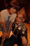 Selphie and Zell