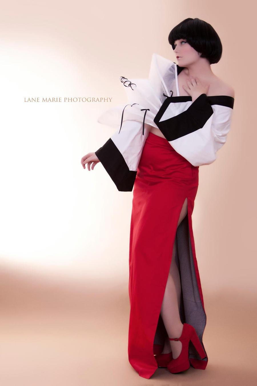 Geisha by Hopie-chan