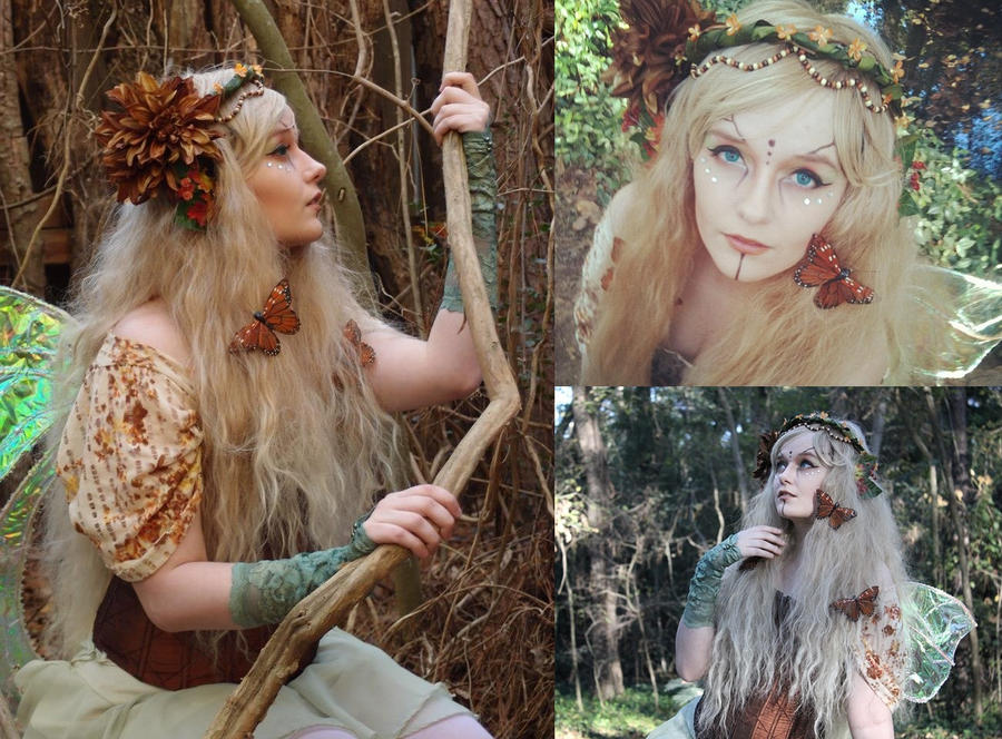 Fairy of the Wood by Hopie- Wood Fairy Costume  sc 1 st  Djekova : wood fairy costume  - Germanpascual.Com