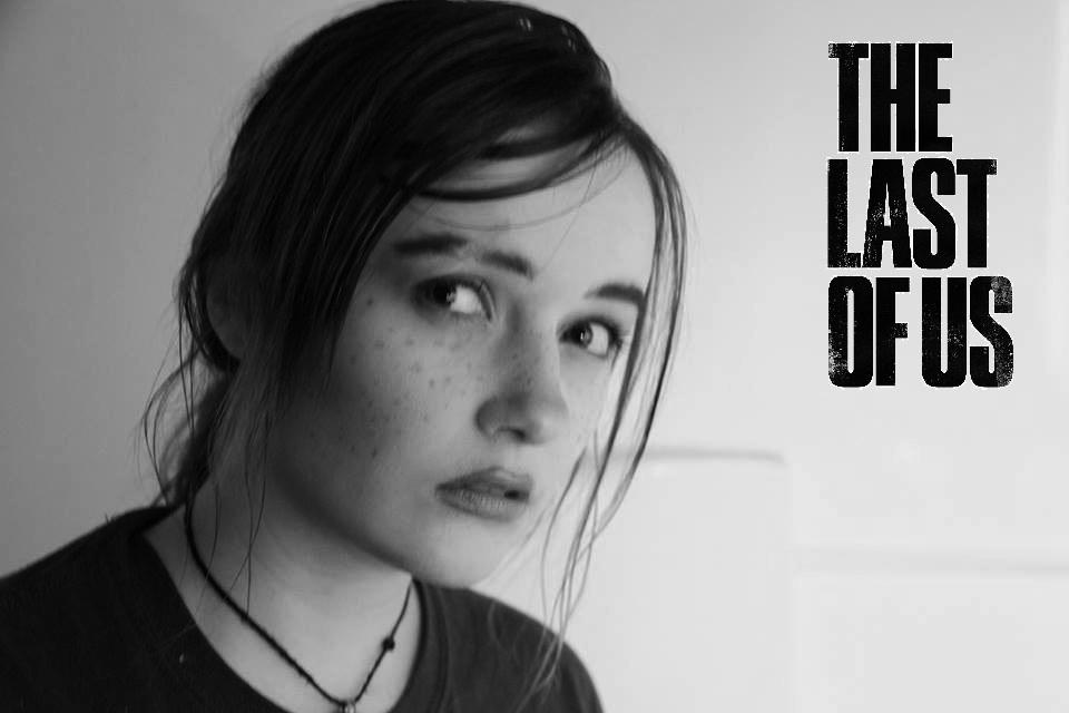 Ellie: The Last of Us by Hopie-chan
