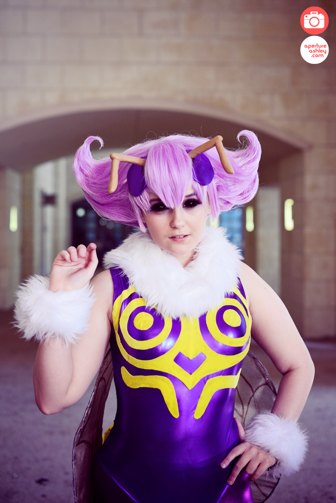 Q-Bee: Darkstalkers by Hopie-chan