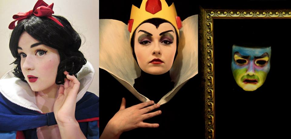 Snow White Closet Cosplay by Hopie-chan