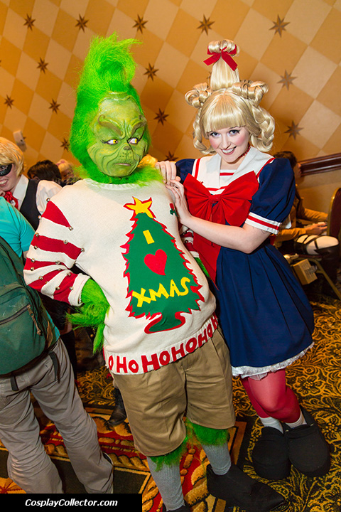 how the grinch stole christmas by hopie chan on deviantart
