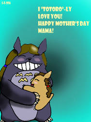A Happy (late) Mother's Day to you!