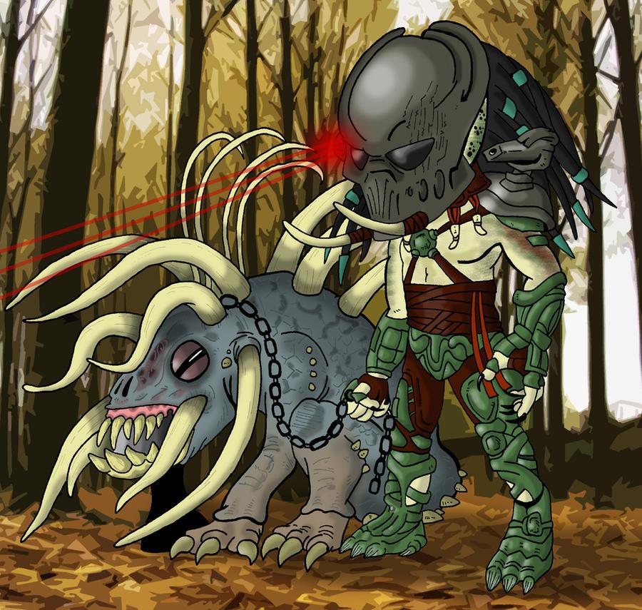 Tracker Predator By Miguelhan On DeviantArt