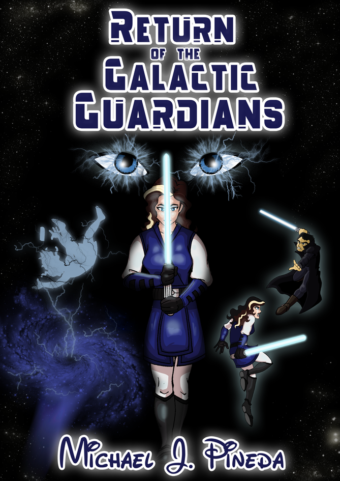 Return of the Galactic Guardians Cover by Miguelhan