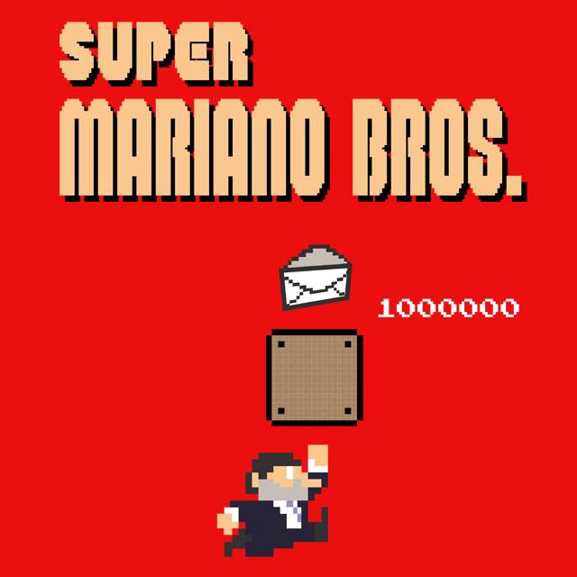 Super Mariano Bros. by Miguelhan