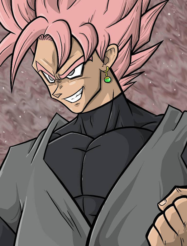 Black Goku by Miguelhan