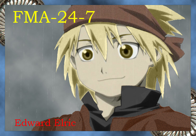 FMA-24-7's Profile Picture