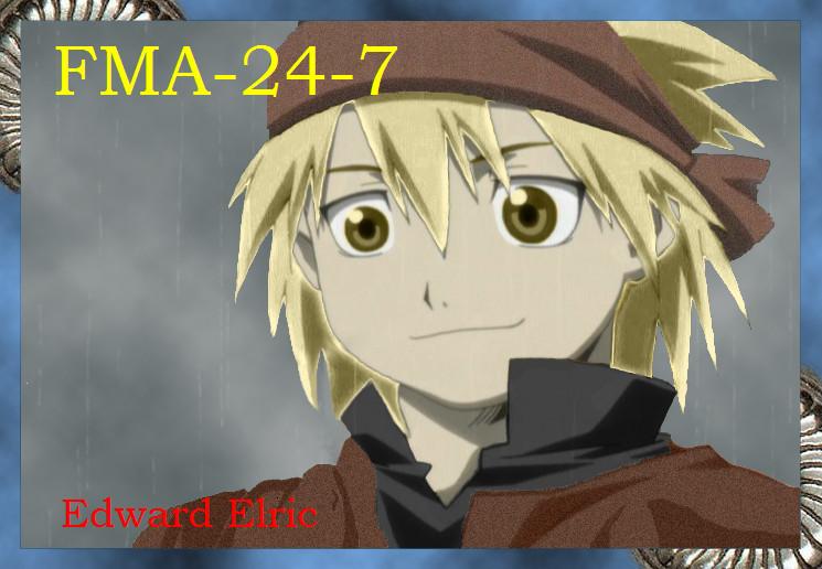 FMA-24-7's Profile Picture
