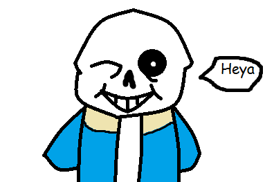 Sans by papyrus-greatest