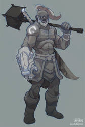 Barbarian by The-Brett