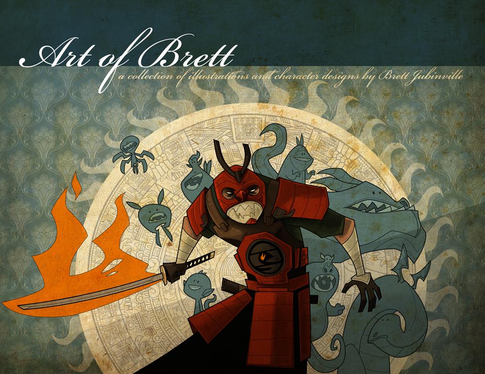 Art of Brett - Cover by The-Brett
