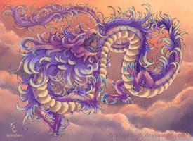 Celestial Dragon by Omega-Sigh