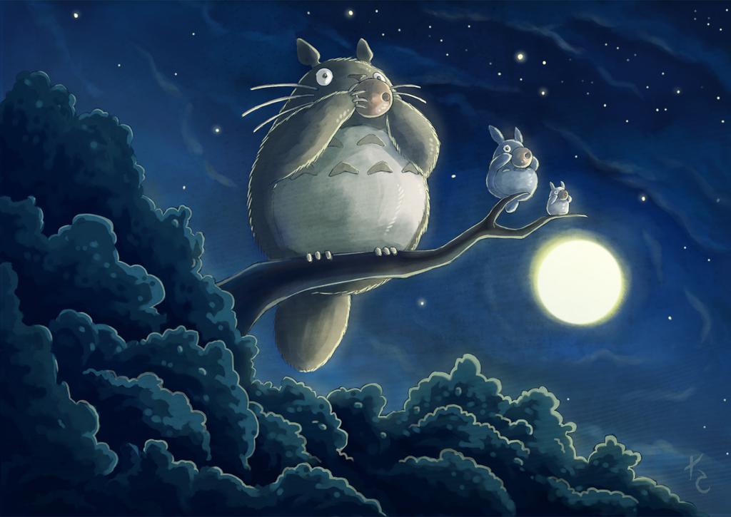 Totoros and Ocarinas
