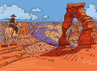 Far West by olivier2046