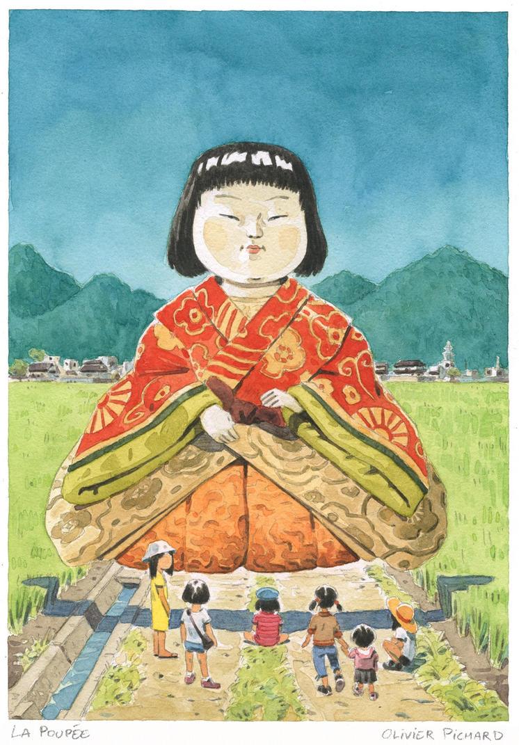 Hina Matsuri by olivier2046