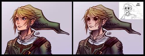 Link and ??? by gingie-liu
