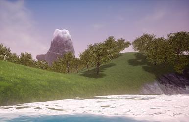 Master Degree - Neverland - Broken Compas Mountain by bdec